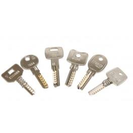 Kit llaves Bumping Multipuntos Nº2